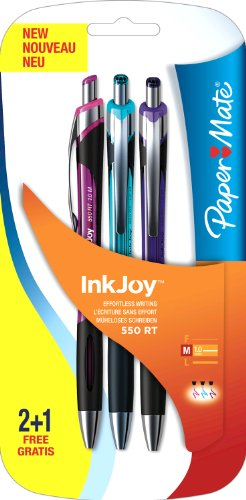 paper-mate-inkjoy-500-rt-retractable-ball-pen-medium-tip-10mm-assorted-fun-colours-pack-of-2-1