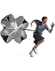 ViTESSE formation résistance Parachute–Anera Speed Parachute d'entraînement Aide à Maximiser l'Accélération et top Vitesse de course à pied à travers la résistance et la formation