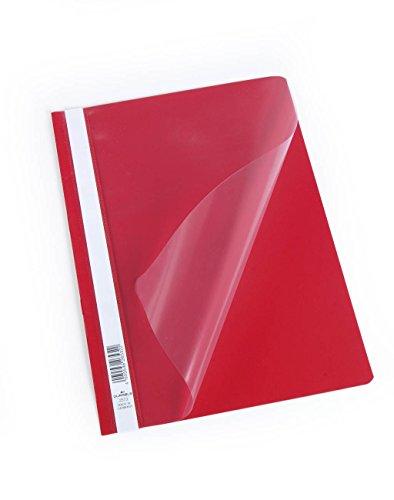 Durable 999107802 Sichthefter (A4 Beutel) 10 Stück, farbig sortiert - 2