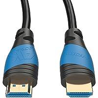3m | HDMI-Kabel 2.0 | 4K Ultra HD 2160p / Full HD 1080p | 3D / ARC / CEC | Ethernet | TV | PC/ Notebook | von JAMEGA