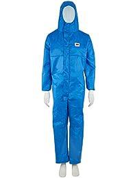 3M Schutzanzug Größe M, 1 Stück, blau, 4532+BM