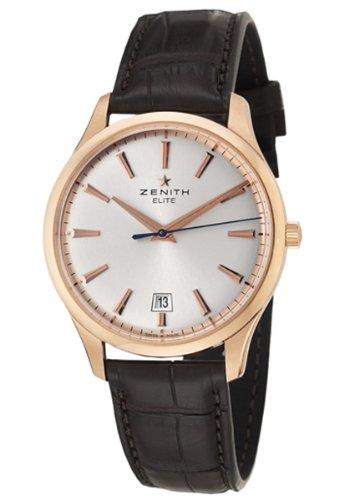 Zenith Central Second de Capitán para hombre reloj automático 18-2020-670-01-C498