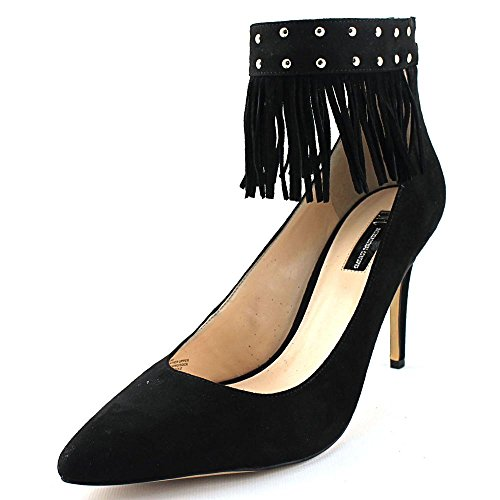 INC International Concepts Britanii Daim Talons Black