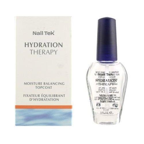 Nail Tek Hydration Therapy Moisture Balancing TopCoat 15ml/0.5oz by Nail Tek
