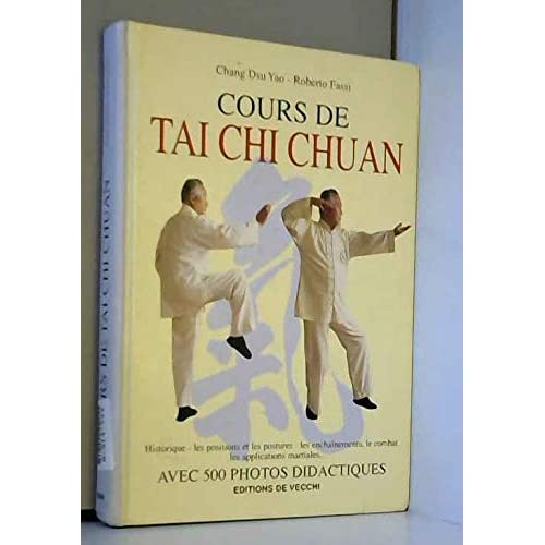 Le grand livre du Tai-chi-chuan