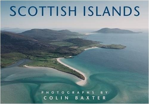 Scottish Islands (Mini Portfolio) by Colin Baxter (2009-07-15)