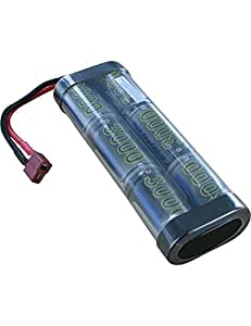 Batterie type ABOUTBATTERIES CS-NS300D37C115, 7.2V, 3000mAh, Ni-MH