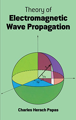Theory of Electromagnetic Wave Propagation (Dover Books on Physics) por Charles Herach Papas