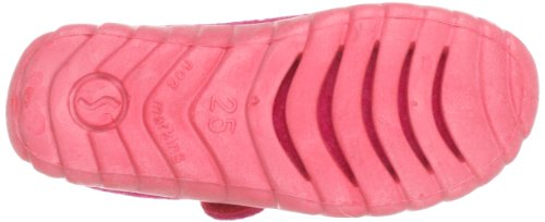 Superfit Happy, Hi-Top Slippers fille Rose - Pink (pink 63)
