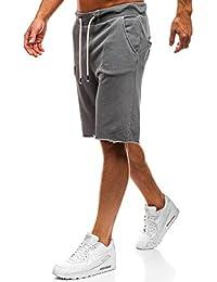 BOLF Pantaloncini Corti – con Stampe - Stile Sportivo – da Uomo 7G7 df4a5b5f6c03