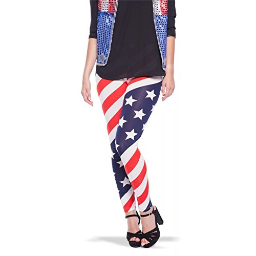 Folat 63551 - USA-American Flag Legging