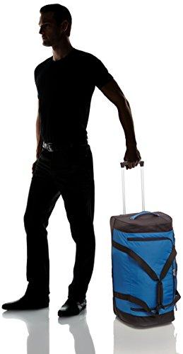 Samsonite Wanderpacks Bolsa de viaje, 68 cm, Azul