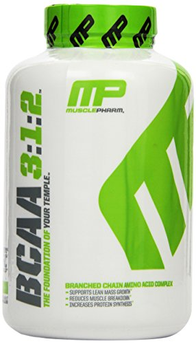 MusclePharm BCAA, 1er Pack (1 x 220 g)