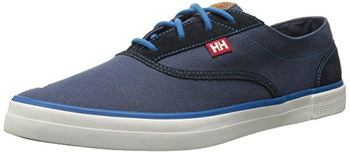 Helly Hansen - KARLSHAVN, Sneakers uomo, color Blu (597 NAVY / PRUSSIAN BLUE), talla 42