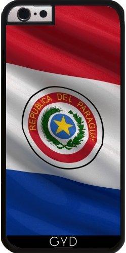 Coque pour Iphone SE - Drapeau Du Paraguay by Carsten Reisinger Plastique Rigide