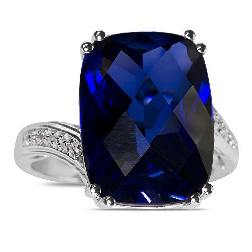 02ct-diamond-created-sapphire-ring-in-10k-white-gold-by-nissoni-jewelry
