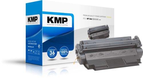KMP H-T19 - Toner di ricambio per stampante HP Laserjet 1150, compatibile con toner Q2624X, capacità 10.000 pagine, nero