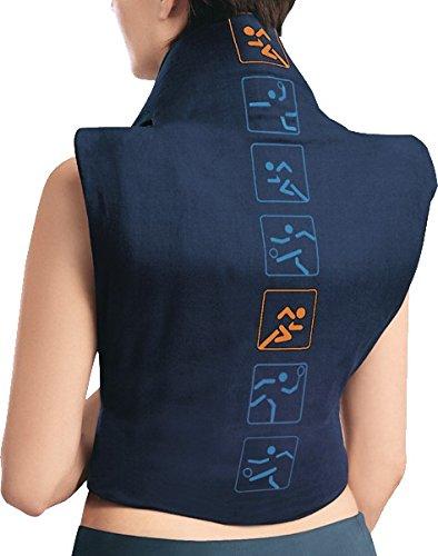 Rücken- und Nackenheizkissen