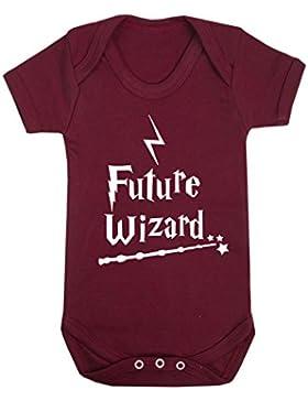 Zukunft Zauberer Harry Potter inspiriert Neuheit Baby Body Weste Einteiler Funny Baby Geschenke