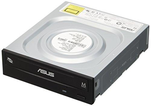 Asus DRW-24D5MT/BLK/B/AS Unità di scrittura DVD interna, 3.5', SATA, DVD+/-R 16x, DVD+/-RW 12x, CD-R 48x, Nero