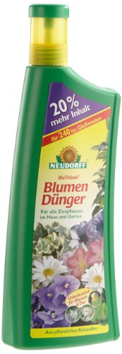 NEUDORFF BioTrissol Blumendünger, 1,2 l