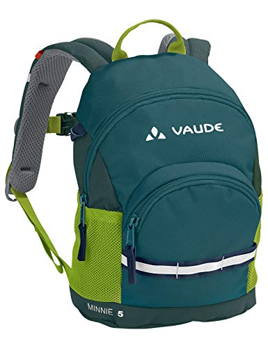 VAUDE Kinder Minnie 5 Rucksäcke5-9l, Petroleum, one Size