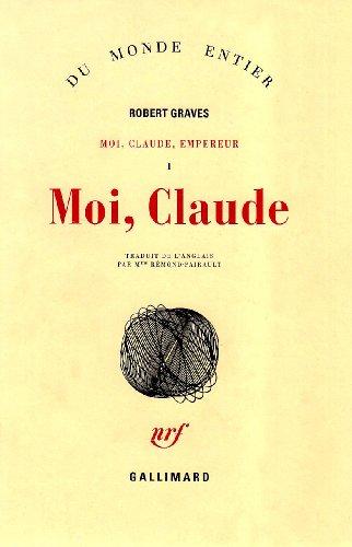 Moi, Claude, empereur, I:Moi, Claude