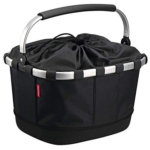 rwachsene Carrybag GT Einkaufskorb, Schwarz, 24 Liter ()