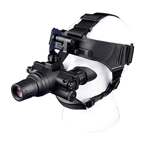 MCJL Vision Nocturne monoculaire HD 2 génération éclairage de Vision Nocturne pour Casque Monoculars