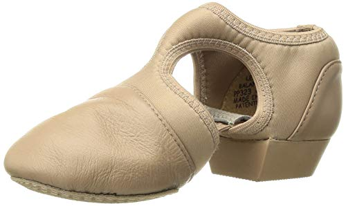 Capezio Women's Pedini Femme Jazz/Lyrical Shoe,Caramel,10.5 M (Jazz Dance Solo Kostüm)