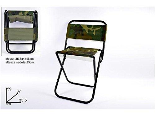 ᐅ sedia pieghevole mimetica al miglior prezzo ᐅ casa migliore