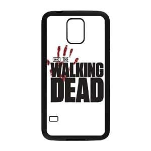 Coque Galaxy S5,The Walking Dead Coque Galaxy S5,The Walking Dead Slicoo Etui de protection couvert de plastique Samsung Galaxy S5 coque-Couche Coque Case pour Samsung Galaxy S5