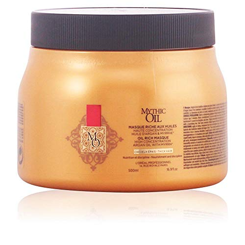 L\'Oréal Professionnel Mythic Oil Haarmaske für dickes Haar, 500 ml