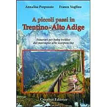 A piccoli passi in Trentino-Alto Adige. Itinerari per baby trekker dal marsupio allo scarponcino