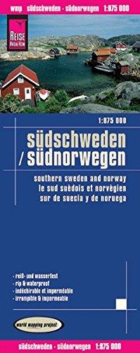 Reise Know-How Landkarte Südschweden, Südnorwegen (1:875.000): world mapping project: Alle Infos bei Amazon