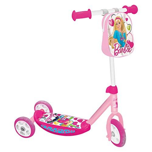 Mondo 18331 -  Monopattino 3Ruote My First Scooter Barbie