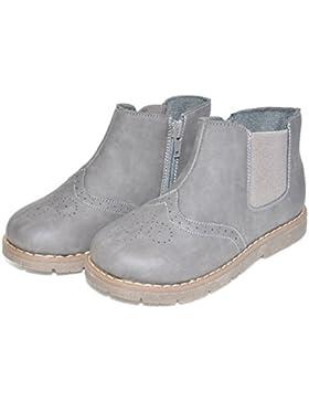 SANSEIJH Kinderschuhe Unisex-Kinder Kurzschaft Stiefel