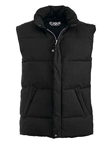 clique-padded-quilted-down-body-warmer-water-resistant-pu-coated-unisex-sizing-xs-2xl-m-black