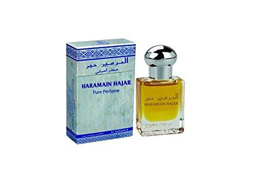 Hajar 15ml Al Haramain Parfümöl hochwertig arabisch oud misk musk