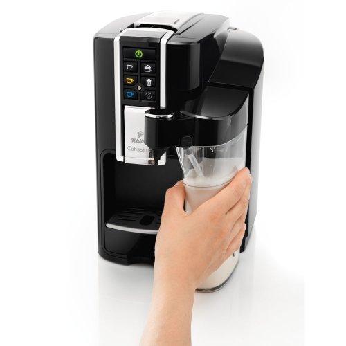 tchibo saeco cafissimo latte kapselmaschine f r kaffee. Black Bedroom Furniture Sets. Home Design Ideas