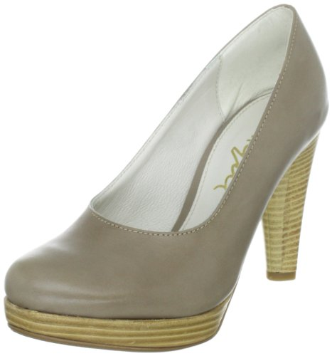 Cinque Shoes Dora 1072-461 Damen Pumps Grau (Taupe 360)
