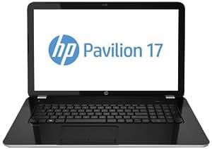 """HP 17-e087sf Ordinateur Portable 17.3 """" 1000 Go Windows 8 Noir"""