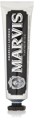 Marvis Zahncreme Amarelli Licorice, 1er Pack (1 x 75 ml)