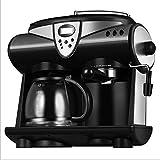 DSKJ Kaffeemaschine Automatische Kaffeemaschine 2 Bis 1 Pumpe Kaffeemaschine Präzise Konstante Temperatur