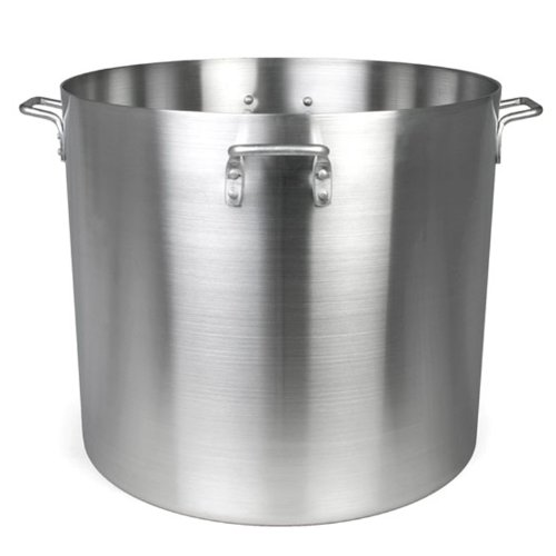 Thunder Group 120 Quart Aluminum Stock Pot by Thunder Group