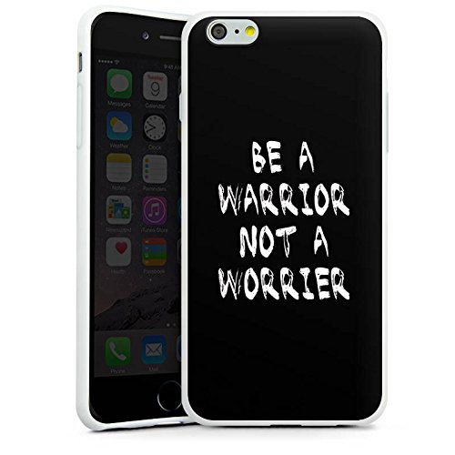 Apple iPhone X Silikon Hülle Case Schutzhülle Motivation Fitness Workout Silikon Case weiß
