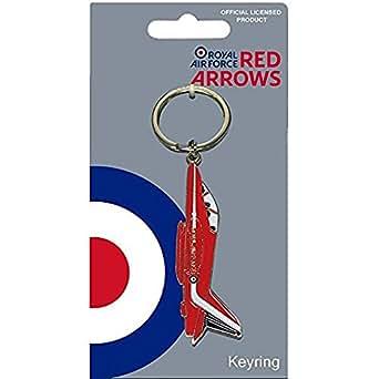 Royal Air Force Red Arrows faucon Porte-clés