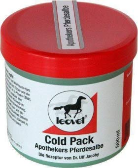 Leovet Cold Pack Apothekers Pferdesalbe, 1000 ml