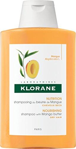 Klorane Nourishing Shampoo with Mango Butter (200ml)