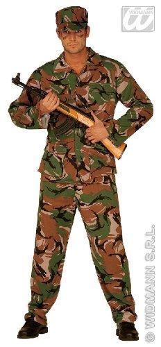 KOSTÜM - SOLDAT - Größe 56 (Soldat Für Männer Kostüme)